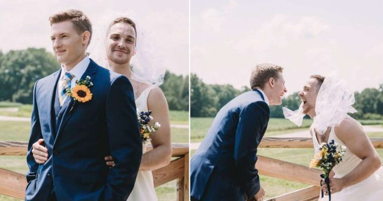 Top 12 Awesome Wedding Pranks – Bride Access
